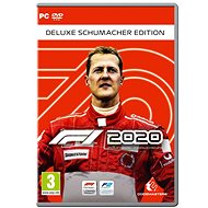 F1 2020 - Michael Schumacher Deluxe Edition - PC DIGITAL - PC játék