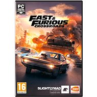 Fast and Furious Crossroads - PC DIGITAL - PC játék