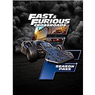 FAST & FURIOUS CROSSROADS: Season Pass - PC DIGITAL - Játék kiegészítő