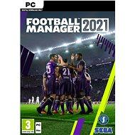 Football Manager 2021 - PC DIGITAL - PC játék