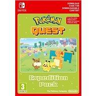 Pokémon Quest - Expedition Pack - Nintendo Switch Digital - Játék kiegészítő