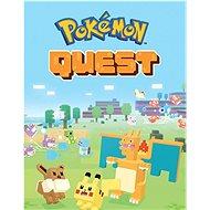 Pokémon Quest - Scattershot Stone - Nintendo Switch Digital - Videójáték kiegészítő