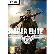 Sniper Elite 4 - PC DIGITAL - PC játék