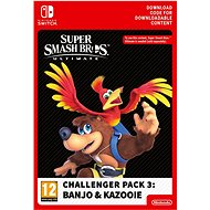 Super Smash Bros. Ultimate: Challenger Pack 3: Banjo & Kazooie (DLC) - Nintendo Switch Digital - Játék kiegészítő