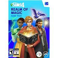 The Sims 4: Varázslatok birodalma - PC DIGITAL - Játék kiegészítő