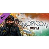Tropico 4: Junta Military DLC - PC DIGITAL - Játék kiegészítő