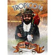 Tropico 4: Pirate Heaven DLC - PC DIGITAL - Játék kiegészítő