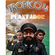 Tropico 4: Plantador DLC - PC DIGITAL - Játék kiegészítő
