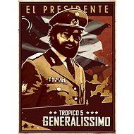Tropico 5 - Generalissimo - PC DIGITAL - Játék kiegészítő