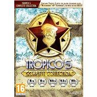 Tropico 5: Complete Collection - PC DIGITAL - PC játék