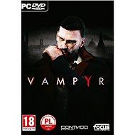 Vampyr - PC DIGITAL - PC játék