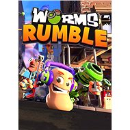 Worms Rumble - PC DIGITAL - PC játék