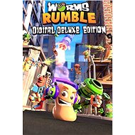 Worms Rumble - Deluxe Edition - PC DIGITAL - PC játék