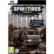 Spintires Chernobyl Bundle - PC DIGITAL - PC játék