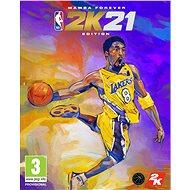 NBA 2K21: Mamba Forever Edition - PC DIGITAL - PC játék