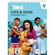 The Sims 4: kutyák és macskák - PC DIGITAL - Videójáték kiegészítő
