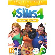 The Sims 4: Élet a szigeten- PC DIGITAL - Videójáték kiegészítő