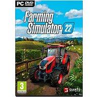 Farming Simulator 22 - PC DIGITAL - PC játék