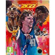 NBA 2K22: Anniversary Edition - PC DIGITAL - PC játék