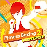 Fitness Boxing 2: Musical Journey - Nintendo Switch Digital - Videójáték kiegészítő