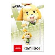 Amiibo Smash Isabelle - Játékfigura
