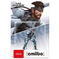 Amiibo Smash Snake 75 - Játékfigura