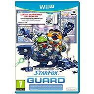 Nintendo Wii U - Starfox Guard (csak letöltési kód) - Konzoljáték