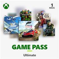 Xbox Game Pass Ultimate - 1 hónapos előfizetés - Feltöltőkártya