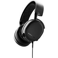 SteelSeries Arctis 3 Black - Gamer fejhallgató