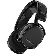 SteelSeries Arctis 7 Black - Gamer fejhallgató