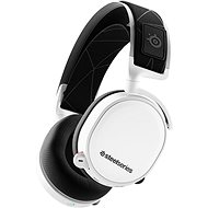 SteelSeries Arctis 7 White - Gamer fejhallgató