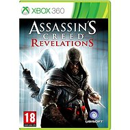 Assassins Creed: Revelations -  Xbox 360 - Konzol játék