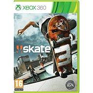 Skate 3 - Xbox 360 játék - Konzoljáték