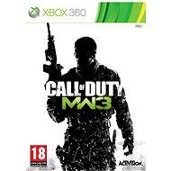 Xbox 360 - Call of Duty: Modern Warfare 3 - Konzoljáték