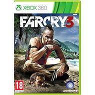 Xbox 360 - Far Cry 3 - Konzoljáték
