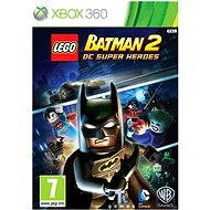 LEGO Batman 2: DC Super Heroes - Xbox 360 - Konzoljáték