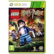 Xbox 360 - LEGO Harry Potter: Years 5-7 - Konzoljáték