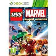 LEGO Marvel Super Heroes -  Xbox 360 - Konzoljáték