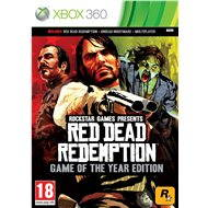 Red Dead Redemption (Game Of The Year) -  Xbox 360 - Konzol játék