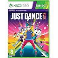 Just Dance 2018 - Xbox 360 - Konzoljáték