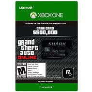 Grand Theft Auto V: Bull Shark Cash Card DIGITAL