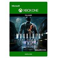 Murdered: Soul Suspect - Xbox 360 Digital - Konzol játék