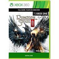 Dungeon Siege III - Xbox 360 Digital - Konzol játék