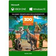 Zoo Tycoon: Ultimate Animal Collection - Xbox One DIGITAL - Konzol játék