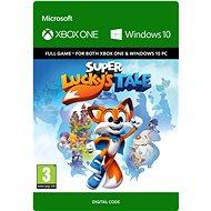 Super Lucky's Tale - Xbox One DIGITAL - Konzol játék