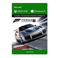 Forza Motorsport 7 - (Play Anywhere) DIGITAL - PC és XBOX játék