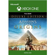 Assassin's Creed Origins: Deluxe Edition - Xbox One Digital