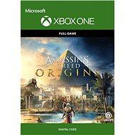 Assassin's Creed Origins: Standard Edition - Xbox One Digital