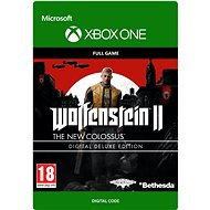 Wolfenstein II: The New Colossus Digital Deluxe - Xbox One Digital