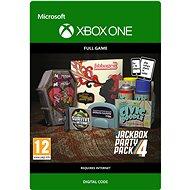 The Jackbox Party Pack 4 - Xbox One Digital - Konzol játék